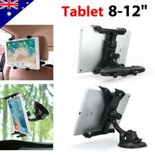 Universal Car Seat Headrest Holder Windshield Mount for iPad Samsung Tablet 8-12