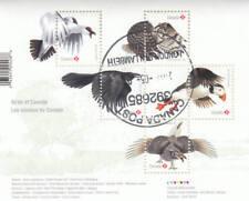 Canada 2016 Birds Of Canada Souvenir Sheet