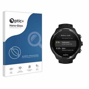 Optic+ Nano Glass Screen Protector for Suunto 9 Baro