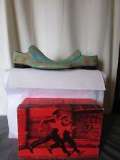 chaussures jean baptiste rautureau cuir bleu pointure 43