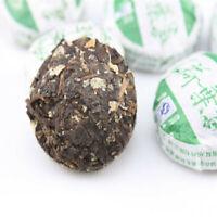 Puer Tea Lotus leaf Ripe Puer Black Tea Yunnan Pu-erh Tuo Chinese Health TeaCake