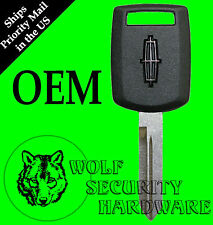 Lincoln Logo OEM PATS Electronic Transponder RFID Security Chip Key Blank