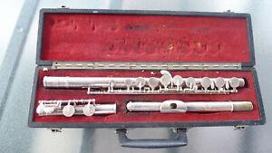 """Flûte traversière """" Noblet paris """""""