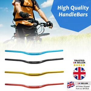 Best Aluminium Alloy Mountain Bike Handlebar MTB 31.8*780mm Long Handle Bar Grip