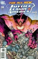 Justice League of America #38 Andy Kubert Variant (2010) DC Comics
