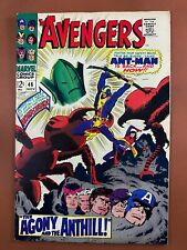 The Avengers #46 Marvel Comics Silver Age