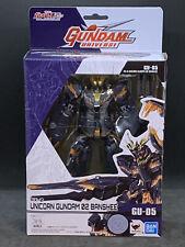 Bandai Gundam Universe - Gundam Unicorn 02 Banshee Action Figure
