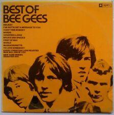 Bee Gees Pop 33 RPM Speed Vinyl Records