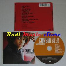 CD CORBIN BLEU Another side 2007 eu HOLLYWOOD RECORDS 094639503728 mc lp dvd