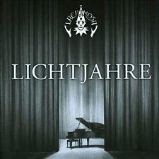 LACRIMOSA  Lichtjahre  2CD ( BRAND NEW 2007 NEW REALEA