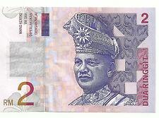 """MALAYSIA  RM2  Ahmad Don 1996  AM_5743613 """"GEF"""""""