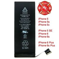 NEW Original OEM Replacement Li-ion Internal Battery for Apple iPhone 5 5s 5c SE