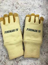 Fireman Iv Gloves Fire Osha 29 Cfr Small