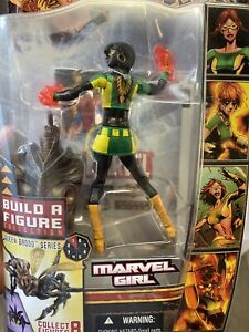 Marvel Legends MARVEL GIRL MIB BROOD QUEEN BAF Reverse Chase Variant