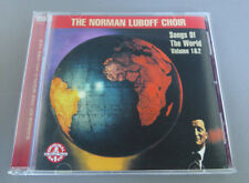 The Norman Luboff Choir: Songs of The World, Volumes 1 & 2 CD