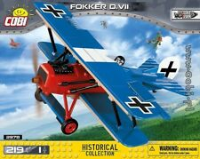 COBI Fokker D.VII   / 2978 / 219  blocks WWI Small Army  German fighter plane