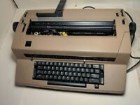 VINTAGE IBM CORRECTING SELECTRIC III TYPEWRITER 3 REPAIR OR PARTS