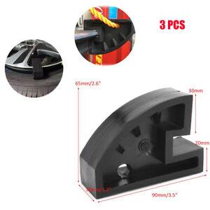 3x Durable Nylon Car Vehicle Tire Changer Bead Drop Center Wheel Depressor Tool
