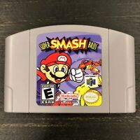 Super Smash Bros for Nintendo 64 N64 ***READ DESCRIPTION***