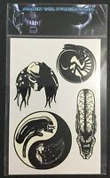 Alien vs Predator Figure tattoos Rare. Laptop Ipad Skin Phone