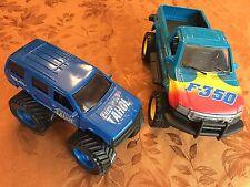 Toy Trucks Lot Metal Large Size