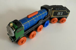 wooden thomas the tank engine trains Brio Compatible Patchwork Hiro and Tender