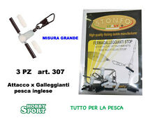 STONFO 307 MISURA GRANDE ATTACCO FISSO per GALLEGGIANTI  INGLESI