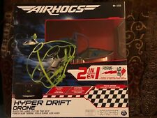 AIRHOGS HYPER DRIFT DRONE-New in box