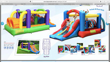 Medium size Jumping castle at Engadine for Birthday Parties.
