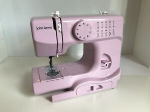John Lewis Mini Sewing Machine - pink in box - Excellent condition