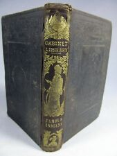 Lives of Celebrated American Indians by Samuel Goodrich 1840's Illustrated rare