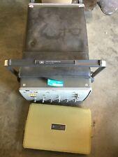 Hewlett Packard 3781b Pattern Generator 170va Max 48 66hz 115230v