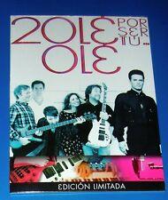 OLÉ OLÉ, Por Ser Tu, CD single, Limited Edition, SEALED, VICKY LARRAZ,19 x 14 cm