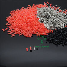 Dental Lab Master Dowel Single Pins use with Pindex Red Plastic Sleeve 1000Sets