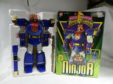 Mighty Morphin Power Rangers Ninjor BOXED COMPLETE