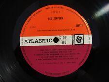 LED ZEPPELIN - I - A1 B4 - UK - RED PLUM