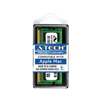 8GB PC3-10600 DDR3 1333MHz SODIMM Memory RAM for APPLE MacBook Pro iMac Mac mini