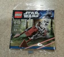 Lego STAR WARS 30005 Imperial Speeder Bike 33 Pcs. NEW/Sealed!!
