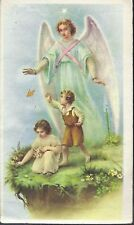 L'ANGELO CUSTODE  - SANTINO - AS015-332 - Ed. Eb