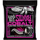 COBALT SUPER SLINKY PINK ERNIE BALL ELECTRIC GUITAR STRINGS SET 9-42 GAUGE 2723