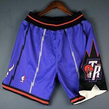 100% Authentic Mitchell & Ness Raptors NBA Shorts Size Mens M Medium 40