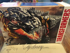 Transformers Dinobots SDCC 2014 Comic Con Exclusive 4 pack NEW
