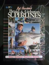Rod Harrison's Braid & Gelspun Superlines    AFN    As New   104 Pages  Pb 2011