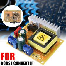 1PCS DC-DC Boost Converter 8~32V to 45~390V High Voltage ZVS Step-up Module AU