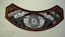Harley-Davidson Motorcycles Owners Group Patch 2007 New Free Shipping