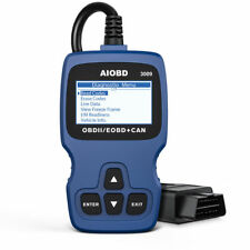AIOBD AI3009 OBD2 Scanner Car Check Engine Light Fault Error Code Reader