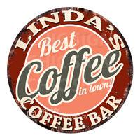 CBCB0003 LINDA'S COFFEE BAR Mother's day Birthday Christmas Gift For Women