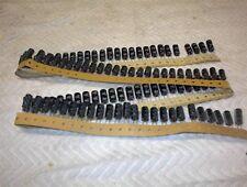 Vintage Nos Lot of 100 470 Uf 35V Electrolytic Capacitors Audio Hi-Fi Stereo