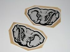 ALABAMA CRIMSON TIDE Vintage Football Helmet Decals - (1) Pair of Emblems