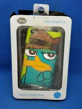 Disney iPod Touch Perry the Platypus  4th Gen Clip Case & Screen Guard. NEW